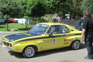 Opel Manta A Spa Francorchamps